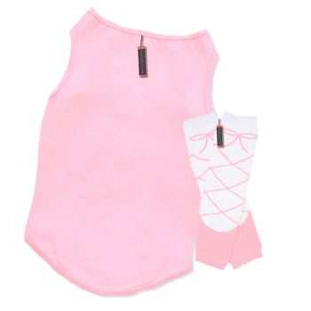 Ballerina Dog Costume is a Three Piece Set for Large & Giant Breed Dogs.